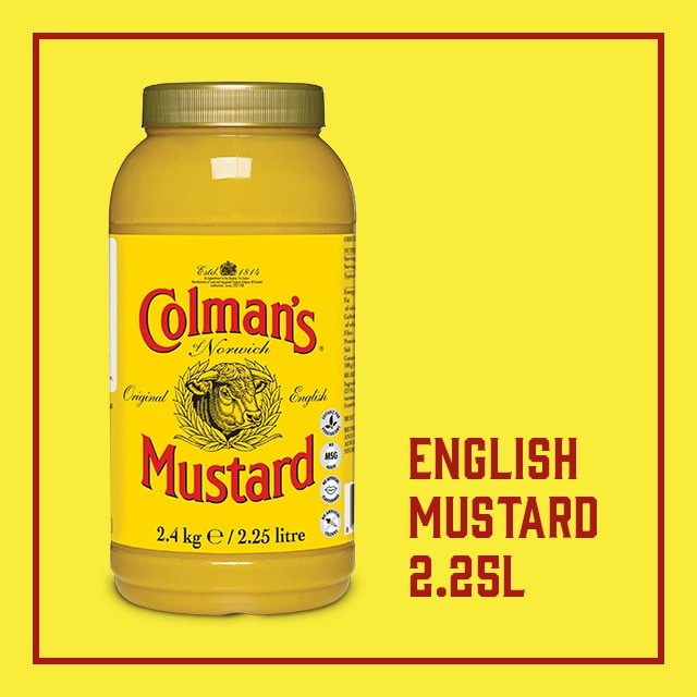 Click to go to Colman's English Mustard