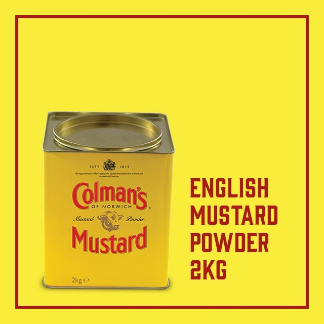 Click to go to Colman's English Mustard Powder