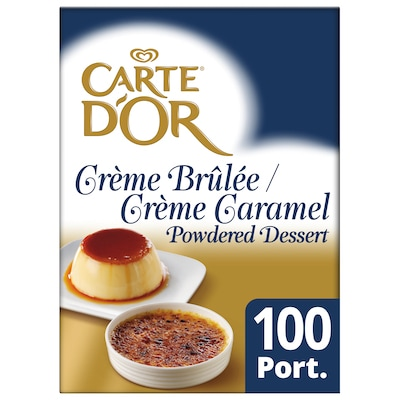 Carte D'Or Crème Brûlée / Crème Caramel 1250g - Carte D'Or Crème Brûlée / Crème Caramel 1250g