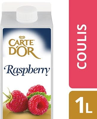Carte D'Or Raspberry Coulis 1L -