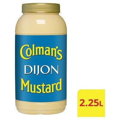 COLMAN'S Dijon Mustard 2.25L -