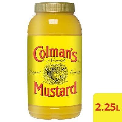 COLMAN'S English Mustard 2.25L -