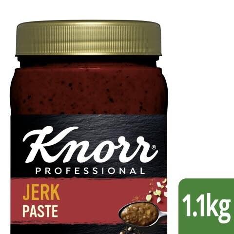 KNORR Jamaican Jerk Paste 1.1 kg -