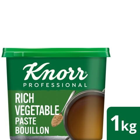 Knorr® Professional Rich Vegetable Paste Bouillon 1kg -