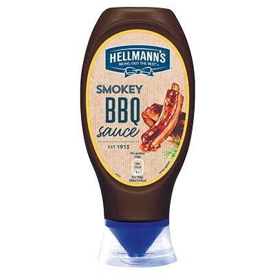 Hellmann's BBQ Sauce 430ml -