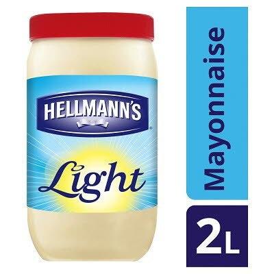 Hellmann's Light Mayonnaise 2L -