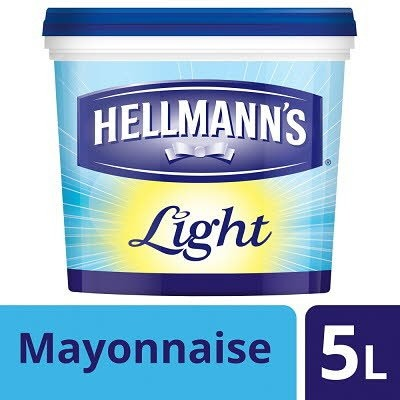 HELLMANN'S Light Mayonnaise 5L -