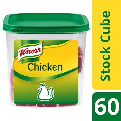 Knorr Chicken Bouillon Cubes 60 x450ml -