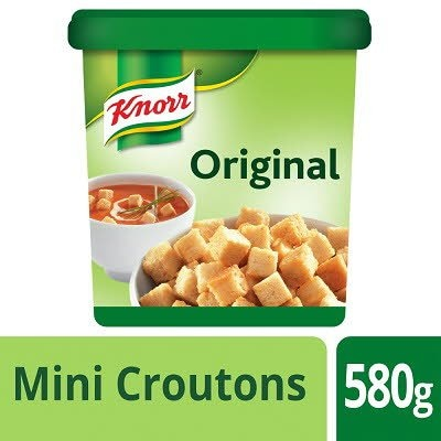 KNORR Mini Croutons 580g -