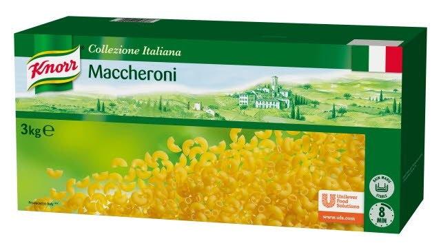 KNORR Pasta Macaroni 3kg -