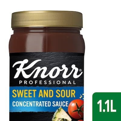 Knorr Professional Blue Dragon Sweet and Sour Concentrated Sauce 1.1L -