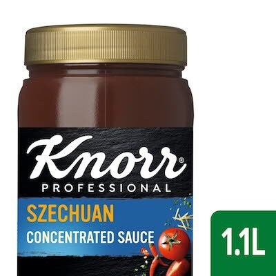 Knorr Professional Blue Dragon Szechuan Concentrated Sauce 1.1L -