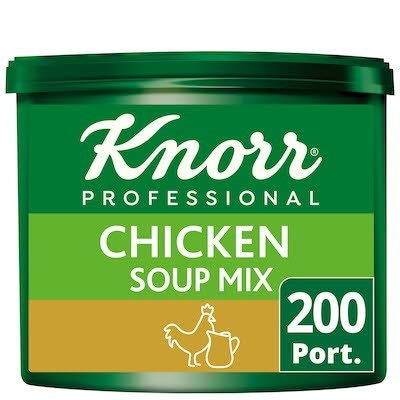 Knorr Professional Chicken Soup 200 Port. -