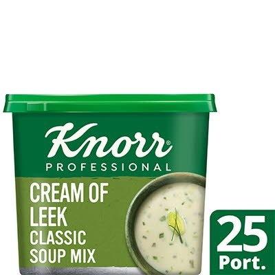 Knorr Professional Classic Cream of Leek Soup 25 Port -
