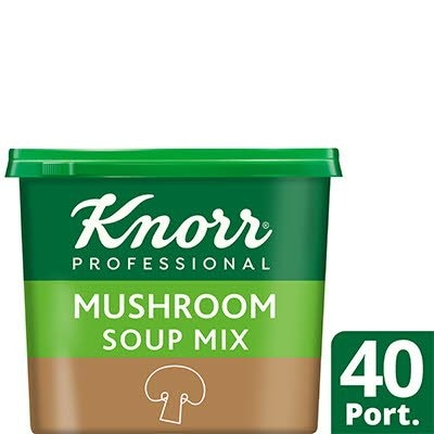 Knorr Professional Mushroom Soup 40 Port -