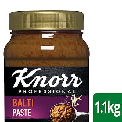 Knorr Professional Patak's Balti Paste 1.1kg -