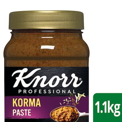 Knorr Professional Patak's Korma Paste 1.1kg -