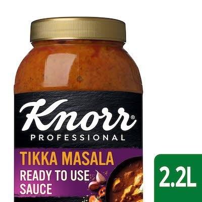 Knorr Professional Patak's Tikka Masala Ready To Use Sauce 2.2L -