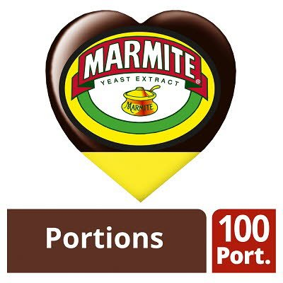 Marmite 100 x 8g Portions -