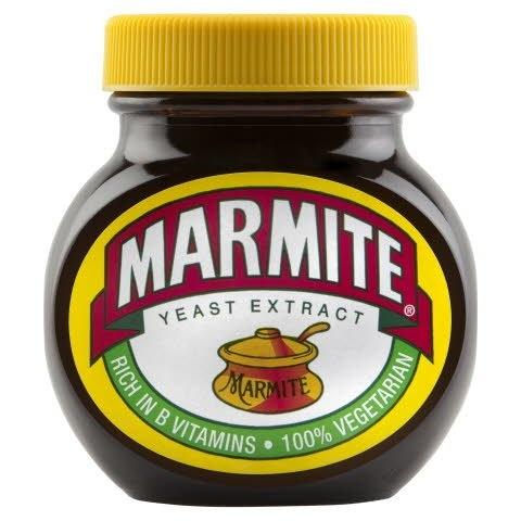 MARMITE Yeast Extract 12 x 125g -