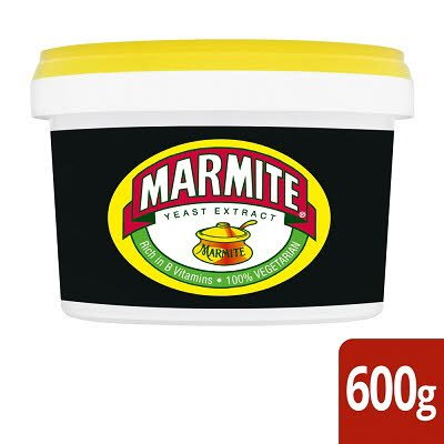 Marmite Yeast Extract 600g Tub -