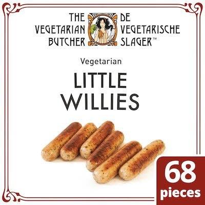 The Vegetarian Butcher Little Willies 1.9kg