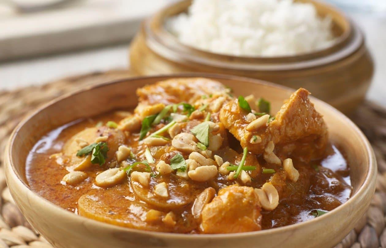 Massaman Curry – recipe