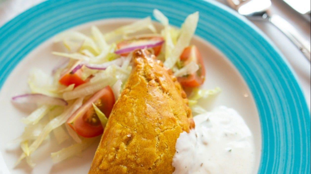 Jamaican jerk patties – recipe
