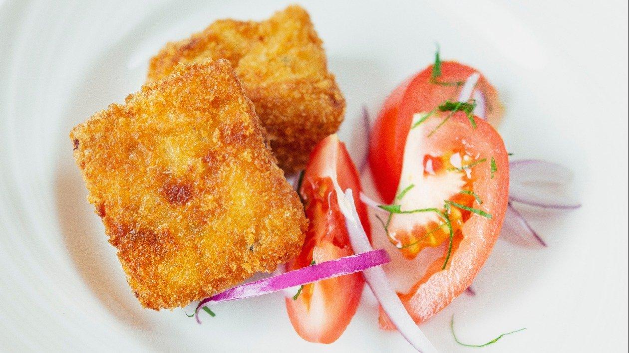 Mac and Cheese bites – recipe