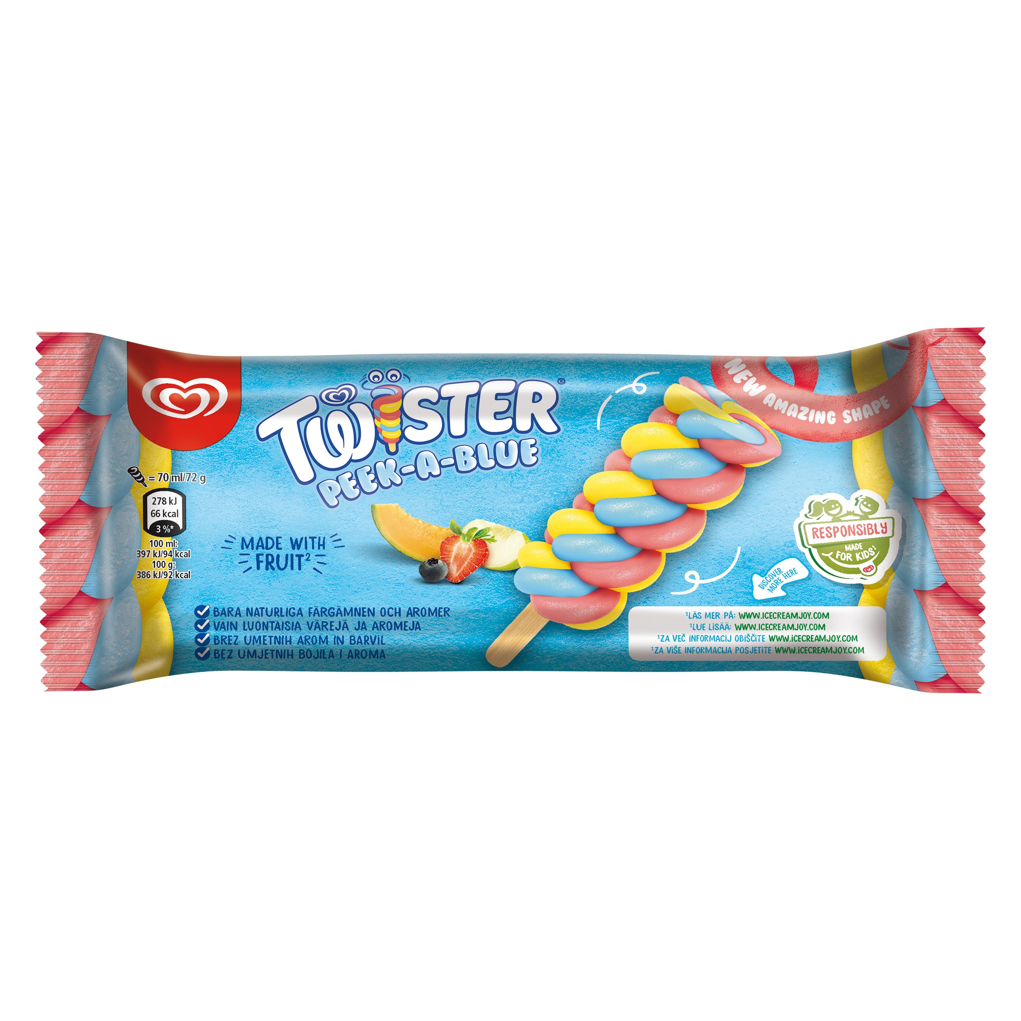 Twister Peek-a-blue 70ml -