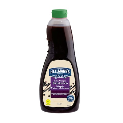 Hellmann's Balsamic Dressing 1L - I need dressings that enhance the flavours & ingredients of my salads.