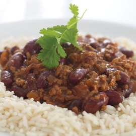 Yucatan Chilli Con Carne and Smoked Paprika